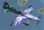 Aeroworks ARX-5X Coyote in flight.