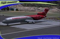 Aserca Airlines Boeing 727-200ADV on runway.