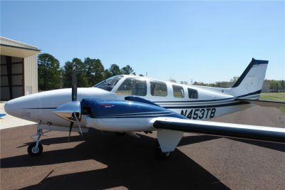 Photograph of Beechcraft Baron G58.