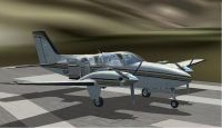 Beechcraft Turbocharged Baron B58.