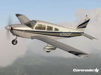 Carenado PA-28-181 Archer II in FS2004