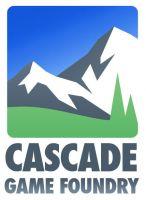 Cascade Game Foundry company logo.