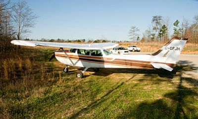 Photograph of Cessna 172N.