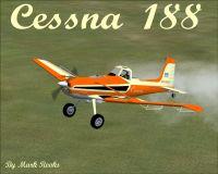 Cessna 188 Ag Wagon.