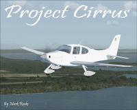 Cirrus Project in flight.