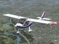 FSX Flight Design CTsw.