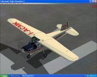 Macchi MB308-G on runway.