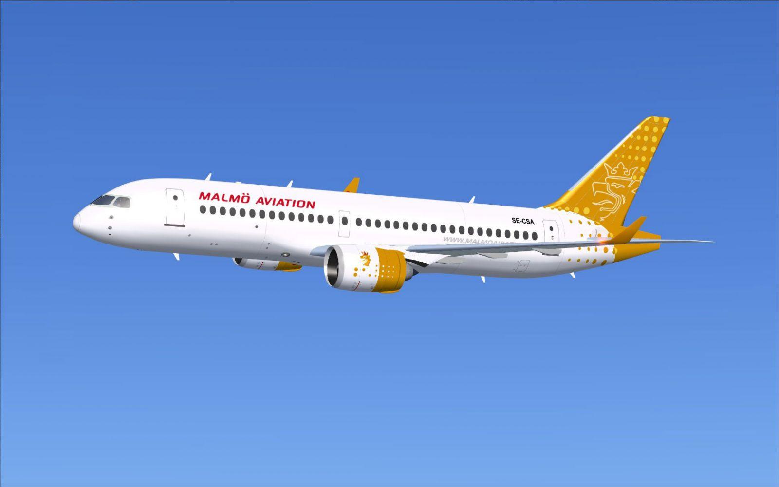 Resultado de imagen de Malmö Aviation