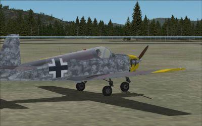 "Mooney M-18C Mite ""MesserMite""."
