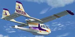 Nardi FN-333 Riviera in flight.
