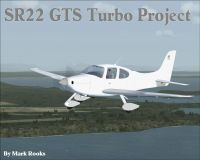 Project SR22GTS G3 Turbo in flight.