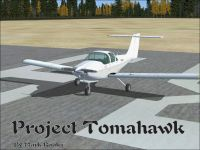 Project Tomahawk on runway.