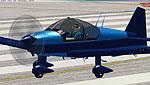 Robin R2160 on runway.