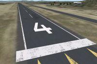 Runway 04 at Catalina Airport.
