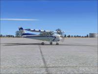 Screamin Eagle Cessna 172.