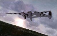 SkyUnlimited's P-38 Lightning in FSX