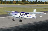 ALAT Pilatus PC-6C taking off.