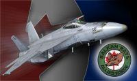 CAF F/A-18.