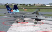 CF-18 2010 Demo Hornet.