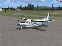 SAAF Cessna 208B Grand Caravan.