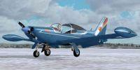 SIAI-Marchetti SF.260 C-DART.