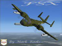 Army OV-1 'Sunshines' Ride' in flight.