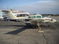 Photograph of Beechcraft Duchess C-FDMO.