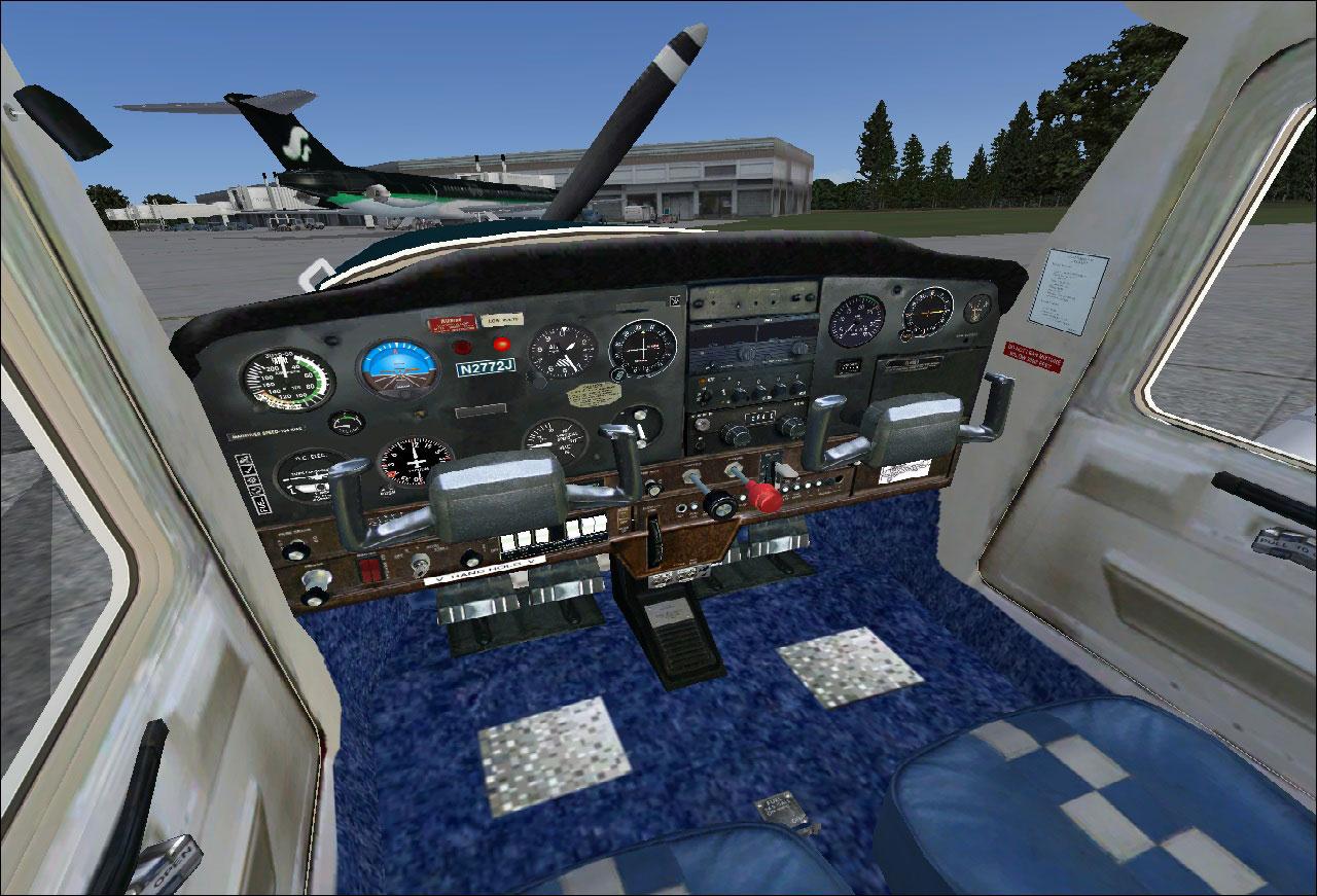 Cessna 150 N2772J for FSX