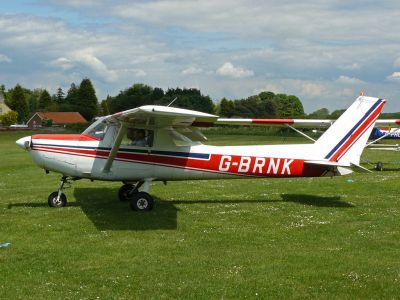 Photograph of Cessna 172.