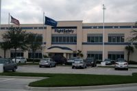 FlightSafety International building.