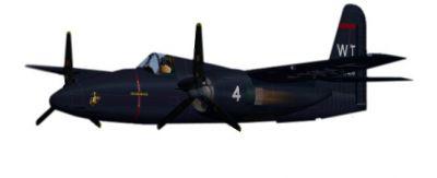 Grumman F7F.