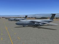 Holloman Air Force Base scenery.
