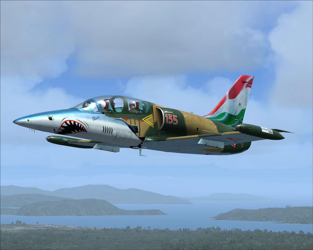 Huaf L 39 Albatros Capali For Fsx