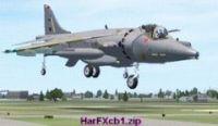New FDEs For BAe GR-7 Harrier.
