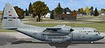 North Carolina ANG C-130 Hercules.