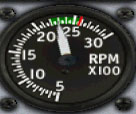 Realistic Constant Speed Propeller.
