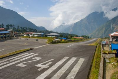 'The Most Dangerous Airports: Lukla V2'.