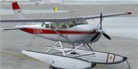 Transport Canada Cessna 206 Bush.