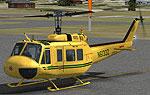 NCDFR Bell UH1D.