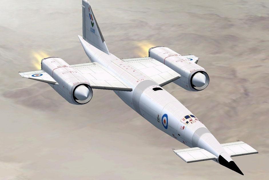 Avro 730 Vigilant B Ia Sr I Ii For Fsx
