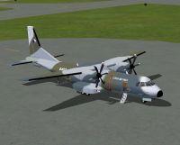 CASA C-295M.