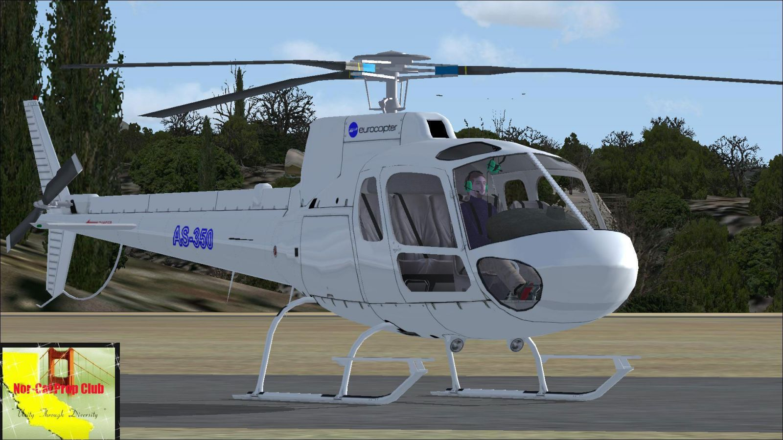 as350 helicopter with Fsx Eurocopter As350 Ecureuil on 03 aug2017 Flying The Border 180963939 in addition Fsx Eurocopter As350 Ecureuil furthermore Contacts in addition Wysong  pletes Hospital Wings First Eurocopter Ec130 as well San Diego Police Air Support Unit.