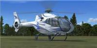 Eurocopter EC120B on the ground.
