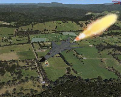 F-111 Pig HUD Project.