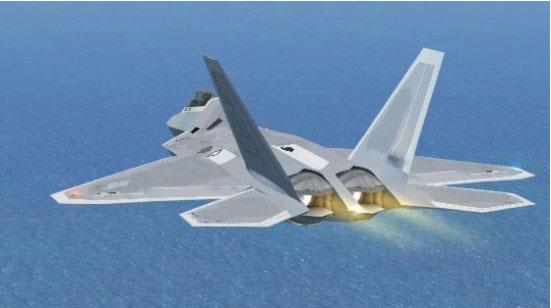 F-22A Raptor Update for FSX