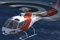 Helicopters NZ Ltd AS350.