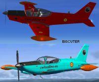 Two textures for SIAI Marchetti Aermacchi SF-260.