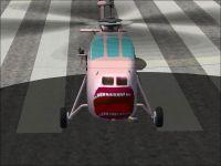 Sikorsky S-58T Screaming Mimi.
