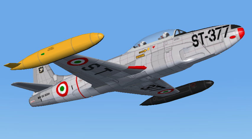 sp2 acceleration lockheed t 33a t bird for fsx. Black Bedroom Furniture Sets. Home Design Ideas