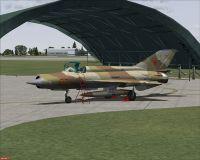 """Top Gun"" MiG-21MF."
